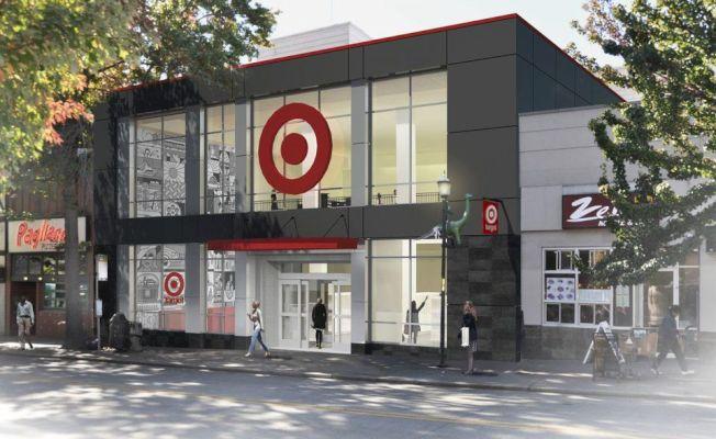 Target開立新型迷你商店之後,成功吸引更多顧客上門。(Target企業官網)
