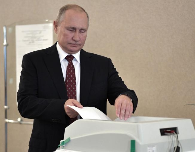 針對俄國干預美國選舉一事,線人為中情局的爆炸性結論起了重要作用:是普亭親自下令並精心策畫。美聯社