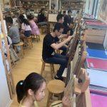 紅黃藍美術學校免費試課