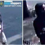 劫匪搶劫未成年項鏈 警方懸賞2500元通緝