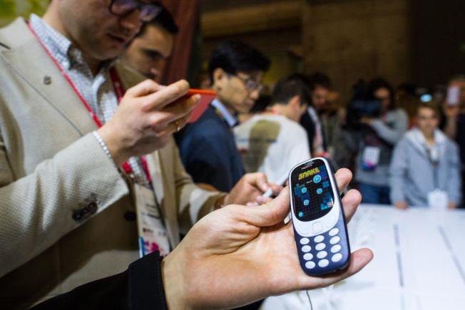 手機市場掀起反璞歸真風潮。(Getty Images)