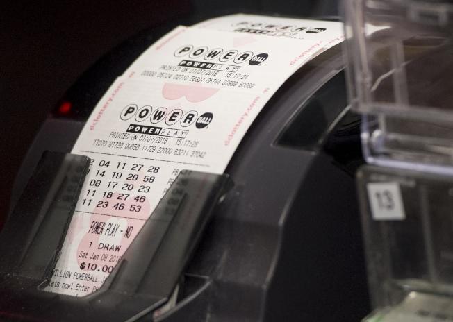 密蘇里州的勞佛雷斯夫婦第二次買彩券中獎,這次是買勁球獎券,贏得5萬元。(Getty Images)