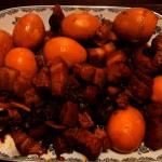 中國豬肉價格飆升 南加華人發紅燒肉「炫富」