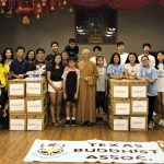 呂氏保險支持德州佛教會 為艾利夫學區捐贈文具