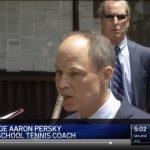 史丹福性侵案被罷免法官 轉行教高中網球