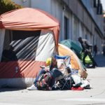 川普派員視察洛遊民現況 評估無家可歸危機