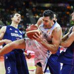 世界杯男籃╱爆冷!39歲史柯拉發威 阿根廷淘汰塞爾維亞