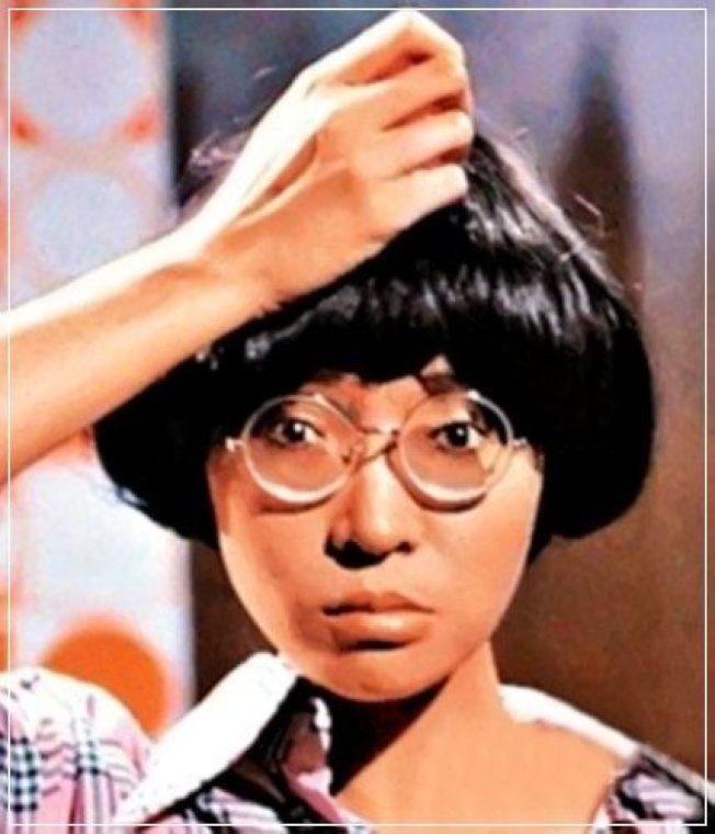 蕭芳芳飾演的林亞珍。(取材自微博)