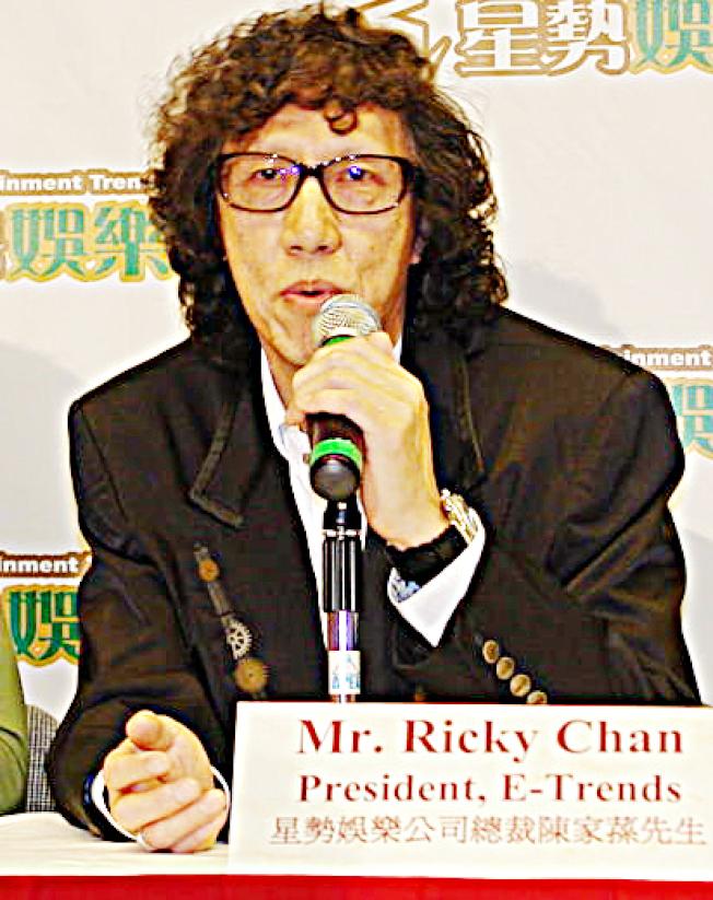 曾編導經典喜劇《林亞珍》,資深導演陳家蓀因癌病在加拿大離世。(本報資料照片)