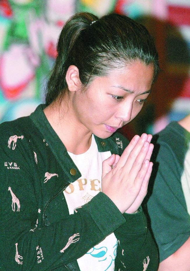 林曉培2007年6月酒駕撞死護士,判賠台幣800萬元。(本報資料照片)