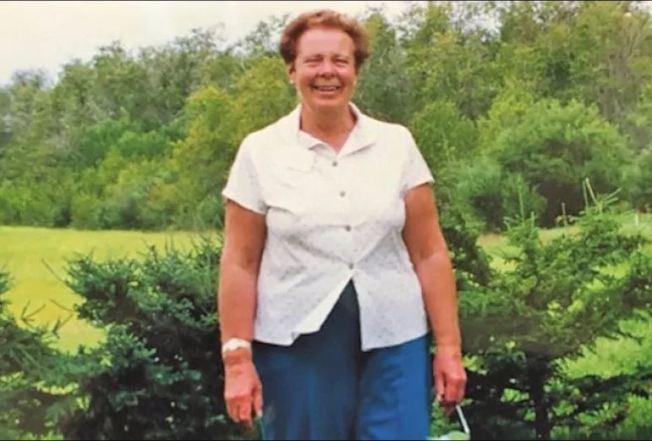 女子法里斯1992年被通報失蹤。(取材自推特)