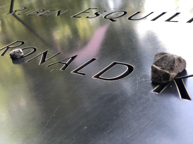 恐襲事件,讓美國永不能忘。(記者張晨/攝影)