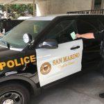 聖瑪利諾加強攔檢 犯罪率大降
