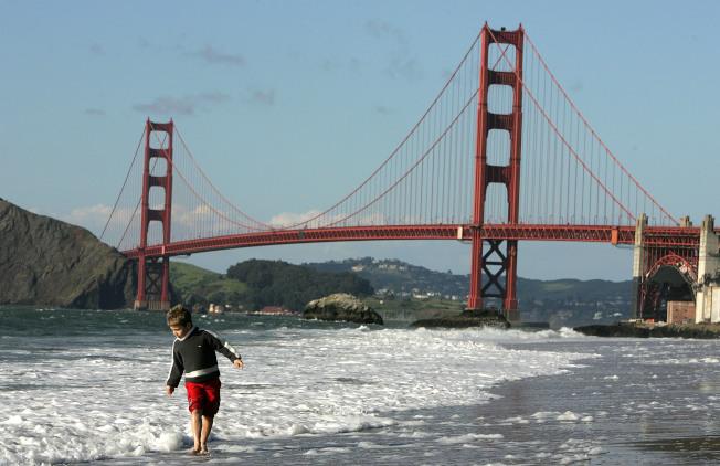 想在舊金山過中產階級生活年收入至少要35萬。(Getty Images)