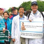 疫苗法案主張不同 參議員潘君達遭攻擊