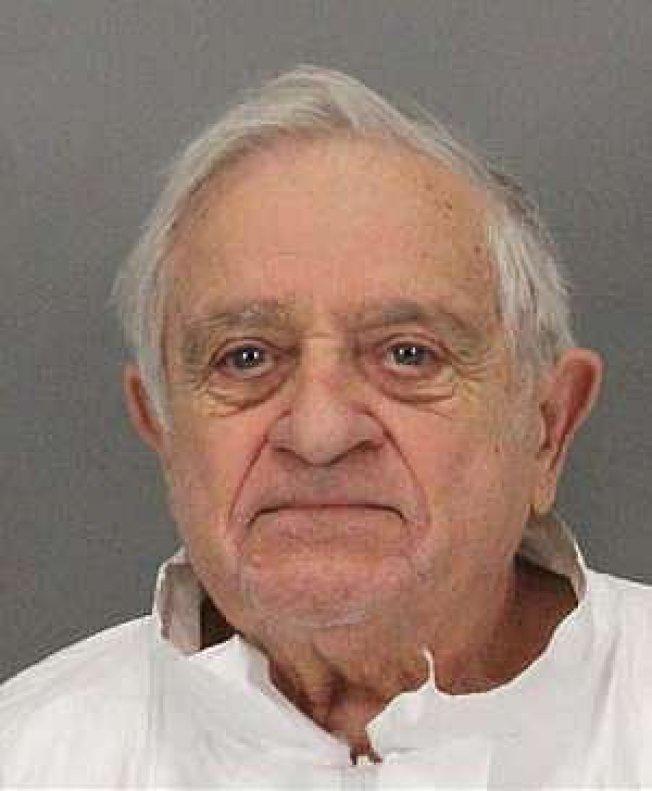 涉嫌殺害繼女的91歲老翁阿業育已死亡。(圖:聖荷西警方提供)