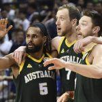 世界杯男籃╱米爾斯火力全開!澳洲拉下捷克首度闖四強