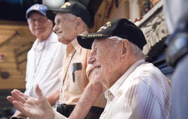社交參與有助於長壽。(美聯社)
