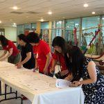 僑界聯署 聲援台灣入聯合國