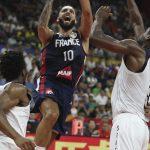 世界杯男籃╱擊敗2大冠軍熱門 法國戰阿根廷搶決賽門票