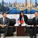 美智庫訪韓國瑜 觸及簽自貿協定