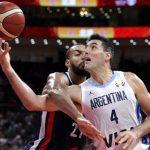 世界杯男籃╱史柯拉領軍退法國 阿根廷持續驚奇挺進決賽
