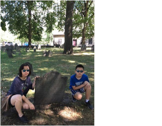 時代故事 | 探訪第一個在美的中國人墓碑