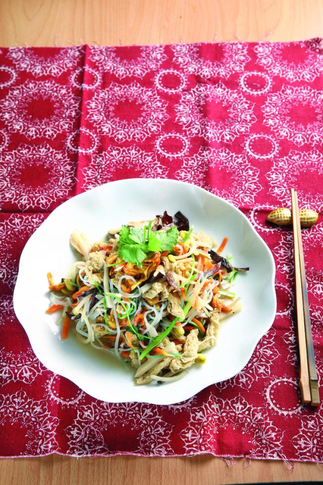台式地中海拌菜