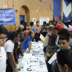 申請季到 紐約市高中博覽會登場