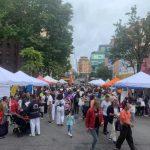 法拉盛街坊節 湧入3萬人 40路封街狂歡 帶火商圈