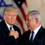 為以色列總理助選 川普拋美以簽共同防禦條約