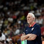 世界杯男籃╱美國關鍵戰役慘敗 波總賽後「一個舉動」洩心酸