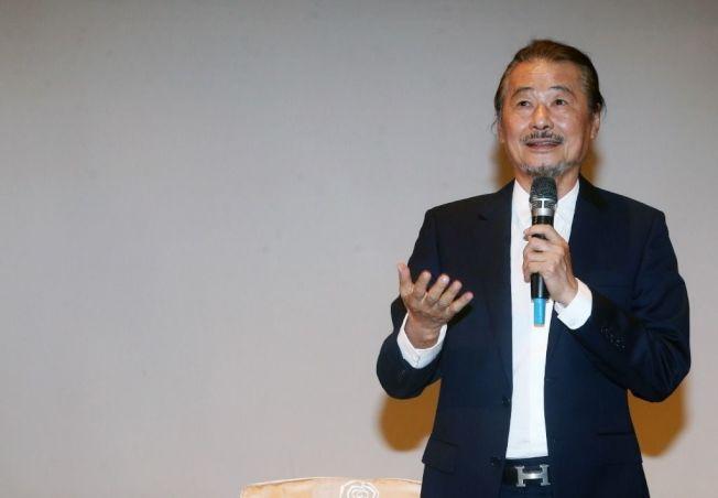 民進黨前主席施明德(圖)指台北市議員王世堅規避賠償。(本報資料照片)