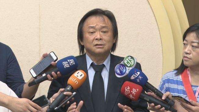 民進黨前主席施明德指台北市議員王世堅(圖)規避賠償。(本報資料照片)