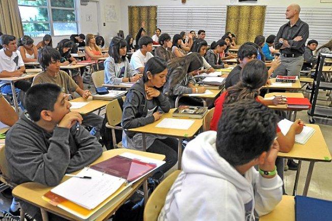州議會通過法案,禁止高中學校在早上8時30分以前上課,初中則禁止在8時以前上課,目的是要讓孩子多睡一點,這對孩子的健康和學習都有好處。(Getty Images)