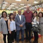 聯邦衆議員Gil Cisneros參訪大華超市