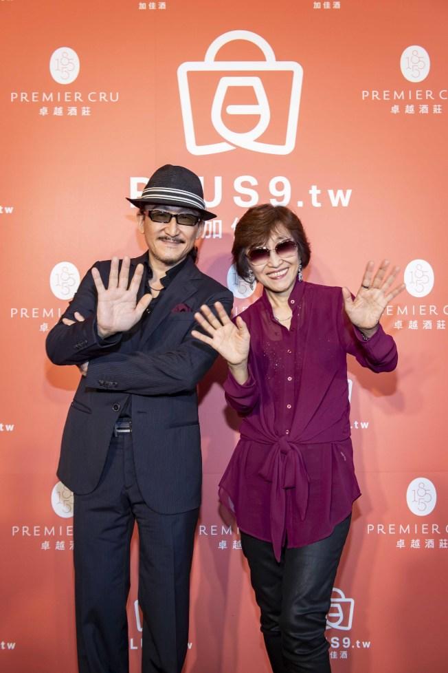 漫畫的原創者亞樹直姊弟將出席沙龍的見面活動。(姜理得提供)