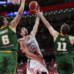 世界杯男籃╱澳洲錯失2位數領先 法國逆轉摘銅牌
