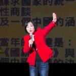 黃智賢倡統一:要把台灣帶回家兩岸僑胞和諧團結晚會演講 籲兩岸人民疼惜彼此 「讓中國復興」