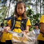泰國也有環保少女鬥士 成功說服大賣場減發塑膠袋