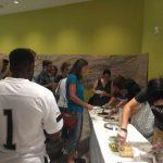 南卡黃豆之樂講座 東西飲食文化碰撞