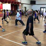 亞城世華婦女會 邀社區健身