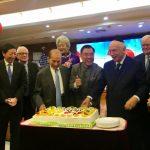 中領館國慶招待會 籲中美合作共贏