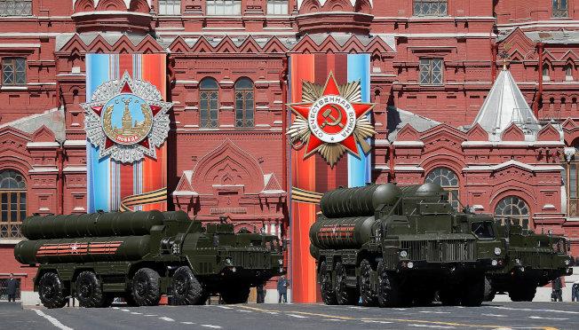 争夺主权俄国在北极部署S-400飞弹