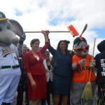 「海灣之戰」清理垃圾聖荷西市長加入