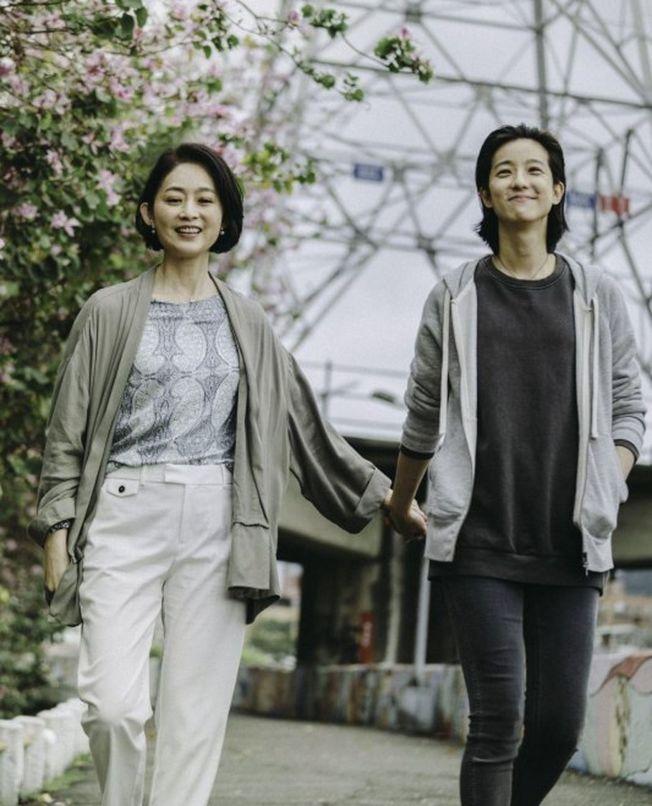 劉瑞琪和賴雅妍在電影「花椒之味」中是一對母女。(取材自豆瓣電影)