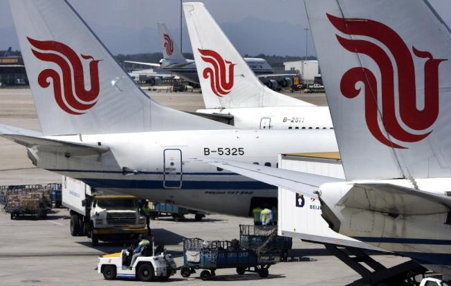 波音上修中國客機需求預期。美聯社