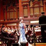 「為祖國乾杯」交響音樂會 500人歡呼喝采