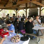北卡客家同鄉會中秋野餐 60人歡聚