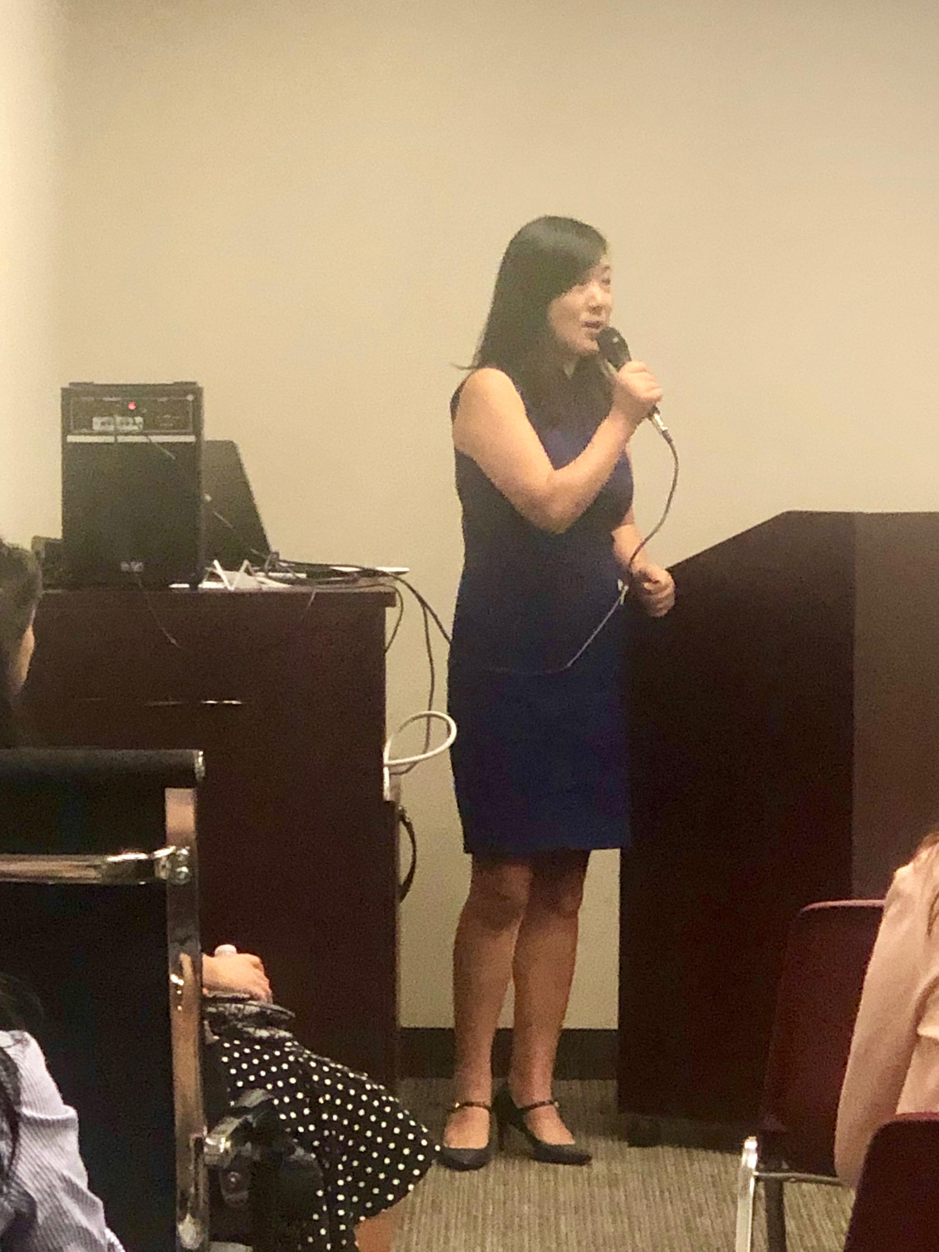 達拉斯知名律師事務所信託專家Sue Chu談「信託的重要性及實例」。